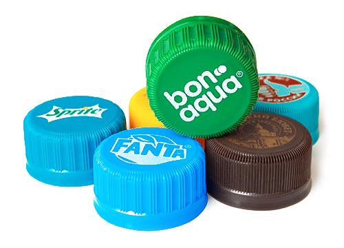 Услуга по нанесению логотипа методом тампопечати на наружной поверхности колпачка